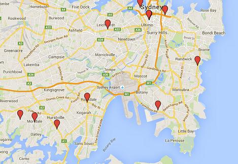 Karaoke in Sydney South  St George  Sutherland Shires